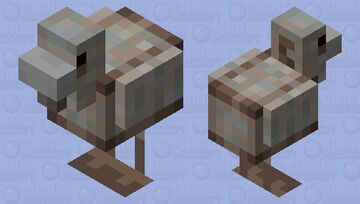 Ancient Chicken (Mystery Mobs - Community Event) Minecraft Mob Skin