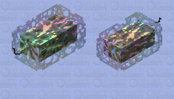 Unicellular organism Minecraft Mob Skin