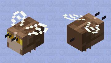 Cat Bee Normal Minecraft Mob Skin