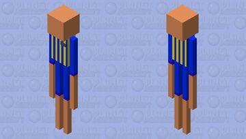 Scp-3008-A Minecraft Mob Skin