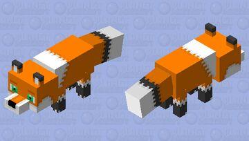 My Fox Minecraft Mob Skin