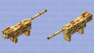 beater ocelot Minecraft Mob Skin