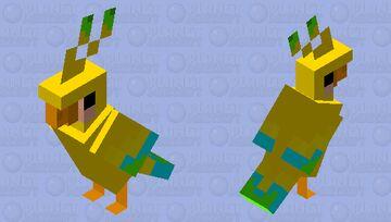 Canary Minecraft Mob Skin