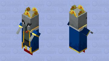 The Arch Illager (Boss?) Minecraft Mob Skin