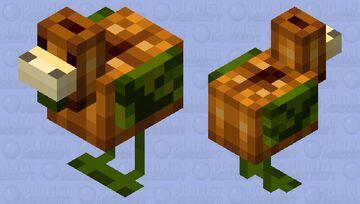 Pumbchicken Minecraft Mob Skin