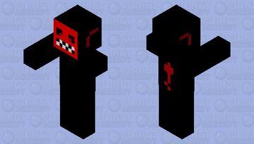 Funny Fear 1 Minecraft Mob Skin
