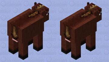 April Fools Cow Minecraft Mob Skin