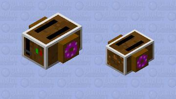 Breakfast Collection | Brown Llama Minecraft Mob Skin