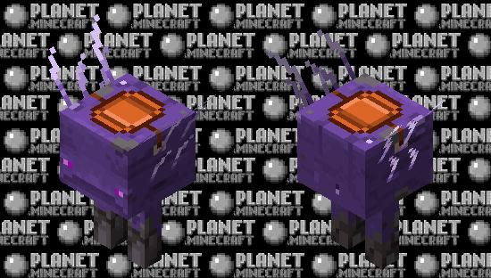 Ender Strider with Saddle (for FMWild57) Minecraft Skin