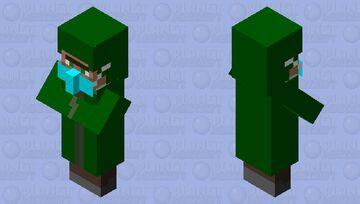 Pandemic Villagers Minecraft Mob Skin