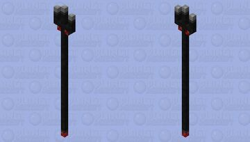Hell's relic Minecraft Mob Skin