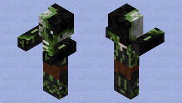 Whiter pig (1.19)(Spawn in soul sand) Minecraft Mob Skin