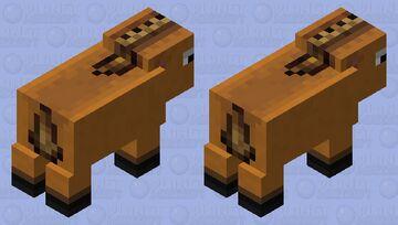 April Fools Pig Minecraft Mob Skin