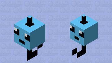 Bob the fishing Bobber Minecraft Mob Skin