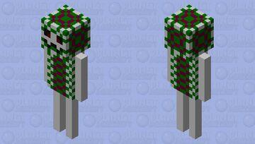 jungle skeleton Minecraft Mob Skin