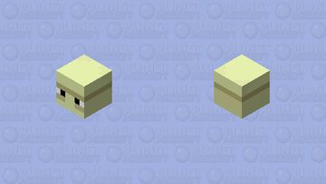 shulker without shell Minecraft Mob Skin