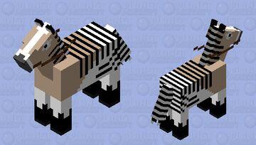 Hegerman Horse Minecraft Mob Skin