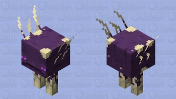 Enderstrider / remade / for Swap Dimensions Minecraft Mob Skin