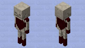 Card Guard (Hearts) Minecraft Mob Skin