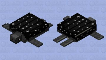 Tortuga estrellada Minecraft Mob Skin
