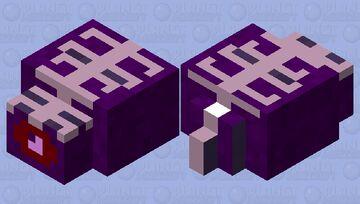 inproved endermite Minecraft Mob Skin
