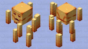 Bewitchedx32 - Blaze Minecraft Mob Skin