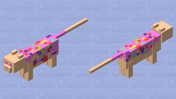 Sprinkle  cat Minecraft Mob Skin