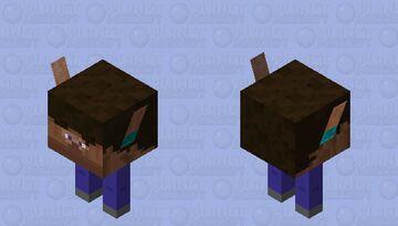 Steve Strider Minecraft Mob Skin