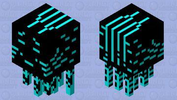 matrix ghast Minecraft Mob Skin