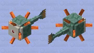 Skull guardian Minecraft Mob Skin