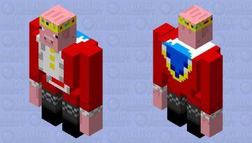 Technobalde Golem O_O Minecraft Mob Skin