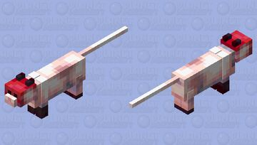 Strange Meat Pie Minecraft Mob Skin
