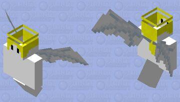 Angel Vex Minecraft Mob Skin