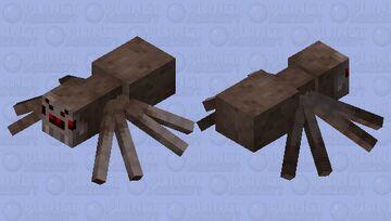 Lycosa Narbonenis Minecraft Mob Skin