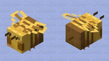 african bee Minecraft Mob Skin