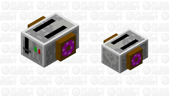 Breakfast Collection | Gray Llama Minecraft Skin