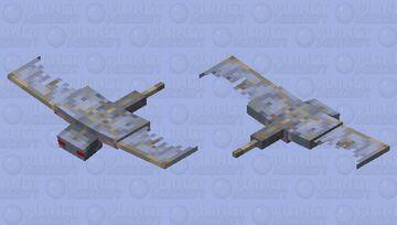 ghost Minecraft Mob Skin