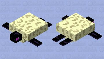 End Turtle Minecraft Mob Skin