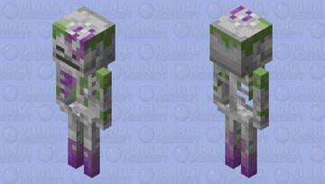 Sunken Minecraft Dungeons Hidden Depths DLC Minecraft Mob Skin
