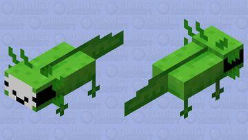 dreamlotl Minecraft Mob Skin