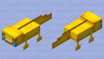 AxoLOLtl Minecraft Mob Skin