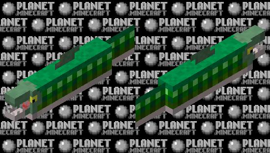 Morray Eel Minecraft Skin