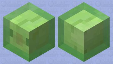 Solosis (slime) Minecraft Mob Skin
