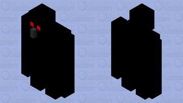 Reaper golem Minecraft Mob Skin