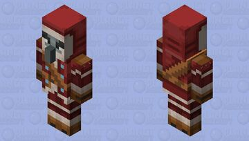 Armored Mountaineer Minecraft Mob Skin
