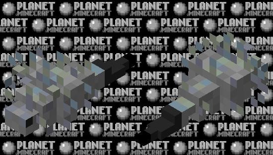 The SilverFish (Retexturing) Minecraft Skin