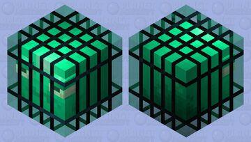 Jailhouse rock (slime) Minecraft Mob Skin