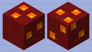 Crimson Slime Minecraft Mob Skin