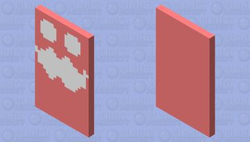 Mumbo jumbo cape Minecraft Mob Skin