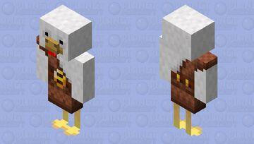 Chicklin / Remade / Java Minecraft Mob Skin